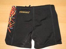 SPEEDO Xpres Lane maillot de bain short Endurance garçons neuf noir 8-056557005