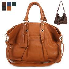 <Last Stock Sale> New GENUINE LEATHER purse handbag TOTES SHOULDER Bag [WB1289]