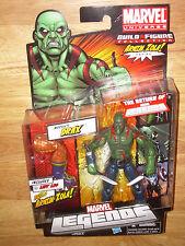 MOC Hasbro Marvel Universe Legends DRAX Figure #4  Build A Figure ARNIM ZOLA BAF