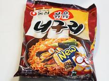 Korean Instant Noodle NONGSHIM BOKEUM NEOGURI Ramyun Ramen 3,6,9ea