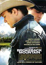 Brokeback Mountain Movie Poster Film Photo Print Picture