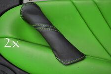 Se adapta a Alfa Romeo Gt 03-10 2x Manija De Puerta cubre Verde