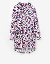Joules Petal Print Oversized Shirt Perry Tunic BNWT