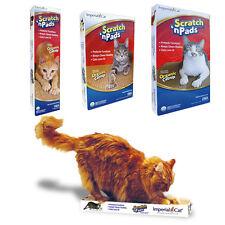 Imperial Cat Scratch 'n Pad Cardboard Scratcher with Organic Catnip Made in USA
