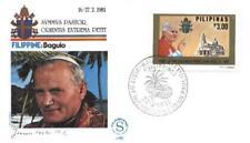 Philippines 1981 Jan Pawel II papież pope papa (81/24)