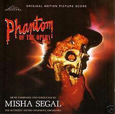 Phantom Of The Opera-1989-Original Movie Soundtrack- CD