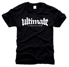 Ultimate Fight Club-Messieurs-T-shirt, Taille S à XXXL