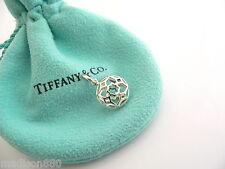 Tiffany & Co Silver Picasso Zellige Round Pendant Charm 4 Necklace / Bracelet