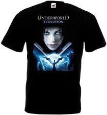 Underworld Evolution v1 T shirt black movie poster all sizes S-5XL