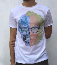 Isaac Asimov T shirt Artwork I,Robot