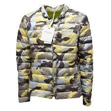 4140M giubbotto piumino uomo GEOSPIRIT marleyi men quilted jackets coats