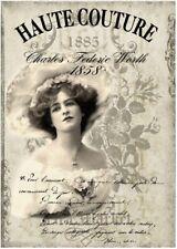BÜGELBILD-Vintage-Shabby-Nostalgie-Vintage-Woman-Mode-3345