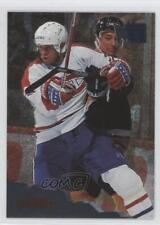1995-96 Fleer Metal #75 Benoit Brunet Montreal Canadiens Hockey Card