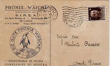 "#MILANO_ S.I.R.E.A.- PHONIX-WASCHE""- Biancheria di moda- 1935"