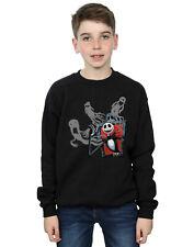 Disney Boys Nightmare Before Christmas Ghosts Of Jack Sweatshirt