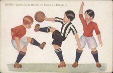 SPORTS GEMS EQUIPOS REAL DEPORTIVO ESPAÑOL Y ESPAÑA N° 1055 FOOTBALL FUTBOL