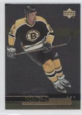 1999-00 Upper Deck Gold Reserve #18 Joe Thornton Boston Bruins Hockey Card