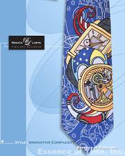 NEW Novelty Handmade Watches Man's Tie
