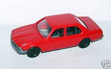 MICRO FLEISCHMANN HO 1/86 1/87 BMW 745 I ROUGE