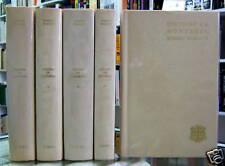 HISTOIRE DE MONTRÉAL. 5 VOLUMES. PAR ROBERT RUMILLY
