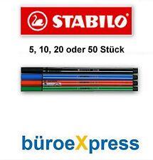 Premium Fasermaler STABILO® pen 68® * Farbe auswählen * Filzstift