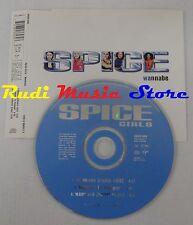CD Singolo SPICE GIRLS Wannabe 1996 VIRGIN HOLLAND 7243 8 93643 2 3 no*mc lp(S3)