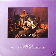 PRINCE Cream Paisley park . 1991 SP
