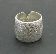 anello argento sterling MASSICCIO 925 FEDINA r000754 EMPRESS