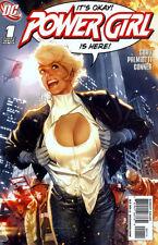 Power Girl Comics 2009 2nd series U PICK #1 - #24 4 5 14 15 16 DC Hughes Variant