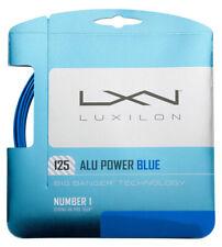 Luxilon Alu Power 12,2M Iceblue Tennis Set di Corde 12,2M Monofilamento Blu 1,25