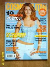 MISCHA BARTON on front cover Cosmopolitan 6/2004