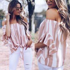 New Fashion Women's Ladies Casual r Chiffon Blouse Women's Clothing Blouse、