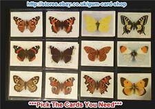 ☆ Wills - Butterflies & Moths 1938 (Large) (G/F) *Please Select*