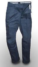 Workwear Trousers Dark Navy Blue Military Dutch Security Work