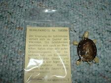 Elastolin  Weichplastik Turtle Schildkrote RARE