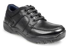 Cuero Zapatos De Escuela Pod Gavin Chicos