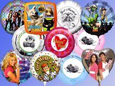 Foil Balloon, helium air balloon, Toy Story, Me To You, Birthday, Wedding