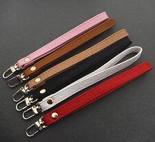 1Pc Leather Purse Handbag Handle Replacement Purse Wallet Wristlet Bag Strap