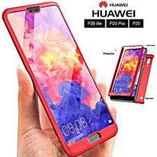 COVER per Huawei P20/ Lite /Pro Fronte Retro 360° ORIGINALE Protezione TOTALE