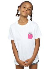 Disney Niñas Aristocats Marie Pocket Camiseta
