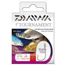 Daiwa Tournament Matchhaken Vorfachhaken 40cm 10Stk.