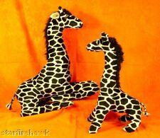 2 Sizes Both Giraffe Stuffed Animal SEWING PATTERNS New