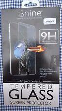 Temper Glass anti-explosion pour NOKIA Phone 3/5/6/8 et Modèles Lumia