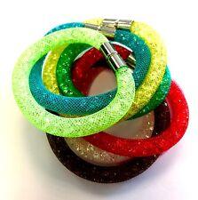 Stardust Bracelet Maille Magnétique Bracelet Cristal éléments shambala Bracelet B4
