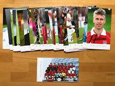 FC Bayern München Autogrammkarte 2005-06 original signiert 1 AK aussuchen