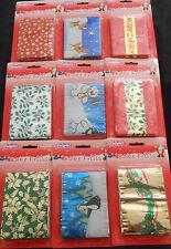 CHRISTMAS CAKE FRILL / FRILLS / RIBBON / DECORATION / HOLLY/ SNOWMEN / STARS