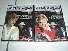 2 DVD ARABESQUE 8 EPISODES NEUF