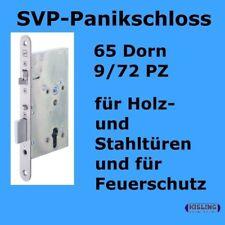 Serrure anti-panique 65 Mandrin 9/72 PZ SVP fermeture automatique 65 D