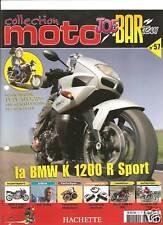 BMW K 1200 R Sport n°57 fascicule moto joe bar team