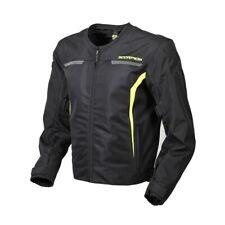 Scorpion Exo Drafter Ii Jacket Hi-Viz Ventilated Mesh Sport All Sizes